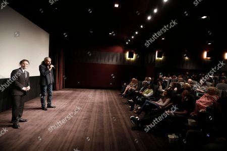 Dean Nichols, Producer, Fernando Leon de Aranoa, Director/Writer