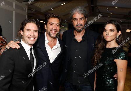 Dean Nichols, Producer, Javier Bardem, Fernando Leon de Aranoa, Director/Writer, Julieth Restrepo
