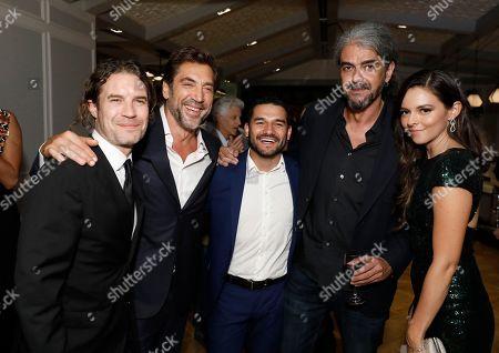Dean Nichols, Producer, Javier Bardem, Ricardo Nino, Fernando Leon de Aranoa, Director/Writer, Julieth Restrepo