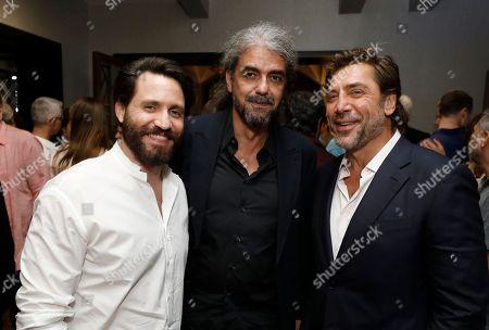 Edgar Ramirez, Fernando Leon de Aranoa, Director/Writer, Javier Bardem