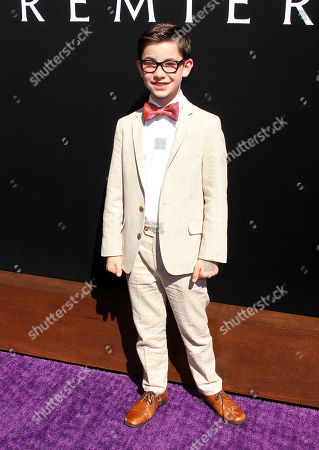 Stock Picture of Owen Vaccaro