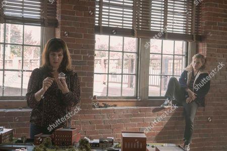 Melanie Lynskey as Molly Strand, Jane Levy as Jackie Torrance
