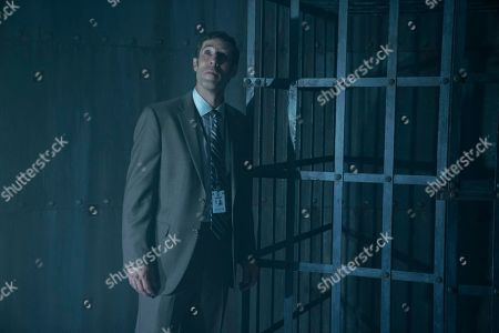 Stock Photo of Josh Cooke as Reeves