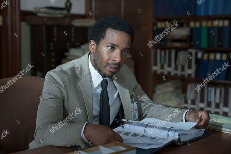 Andre Holland as Henry Deaver