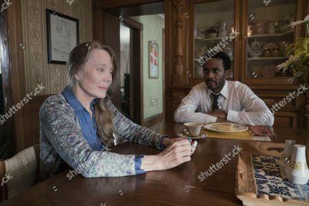 Sissy Spacek as Ruth Deaver, Andre Holland as Henry Deaver