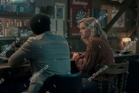 Andre Holland as Henry Deaver, Jane Levy as Jackie Torrance
