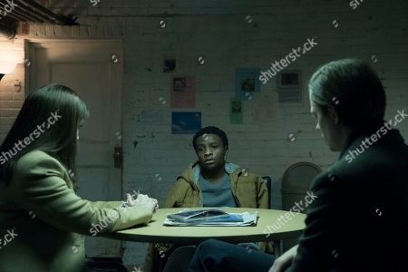 Melanie Lynskey as Molly Strand, Chosen Jacobs as Wendell, Bill Skarsgard as The Kid