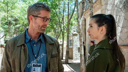 Editorial image of 'Ingobernable' TV Show Season 2  - 2018