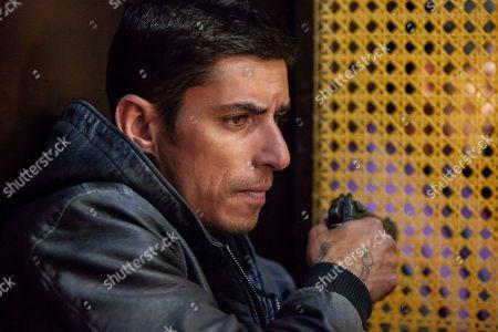 Alberto Guerra as Canek Lagos
