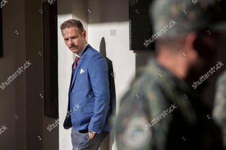 Editorial photo of 'Ingobernable' TV Show Season 2  - 2018