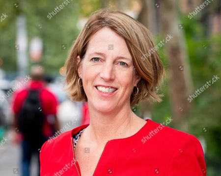 Editorial photo of Zephyr Teachout campaigning, New York, USA - 13 Sep 2018