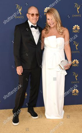 Editorial picture of 2018 Primetime Emmy Awards - Arrivals, Los Angeles, USA - 17 Sep 2018
