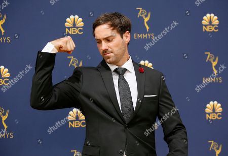 Stock Picture of Jeff Dye