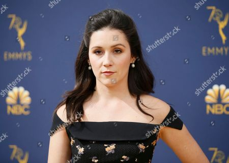 Editorial photo of 70th Primetime Emmy Awards - Arrivals, Los Angeles, USA - 17 Sep 2018