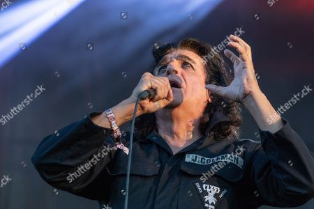 Killing Joke - Jaz Coleman