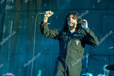 Stock Photo of Killing Joke - Jaz Coleman
