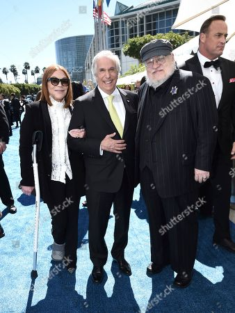 Stacey Weitzman, Henry Winkler, George R