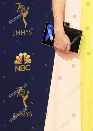 Alexis Bledel arrives for the 70th annual Primetime Emmy Awards ceremony held at the Microsoft Theater in Los Angeles, California, USA, 17 September 2018. The Primetime Emmys celebrate excellence in national prime-time television programming.