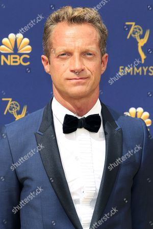 Tom Rob Smith arrives for the 70th annual Primetime Emmy Awards ceremony held at the Microsoft Theater in Los Angeles, California, USA, 17 September 2018. The Primetime Emmys celebrate excellence in national prime-time television programming.