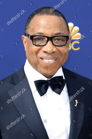 Hayma Washington arrives for the 70th annual Primetime Emmy Awards ceremony held at the Microsoft Theater in Los Angeles, California, USA, 17 September 2018. The Primetime Emmys celebrate excellence in national prime-time television programming.