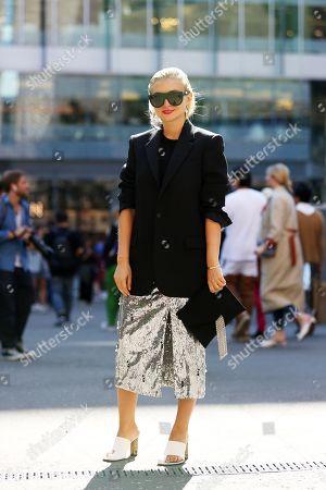 Stock Picture of Nasiba Adilova