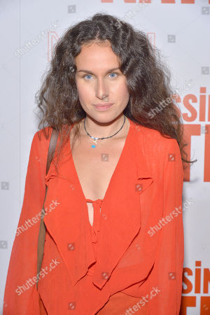 Editorial photo of 'Assassination Nation' film premiere, Arrivals, New York, USA - 17 Sep 2018