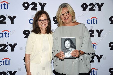 Editorial picture of Sally Field Appearance at 92Y, New York, USA - 17 Sep 2018