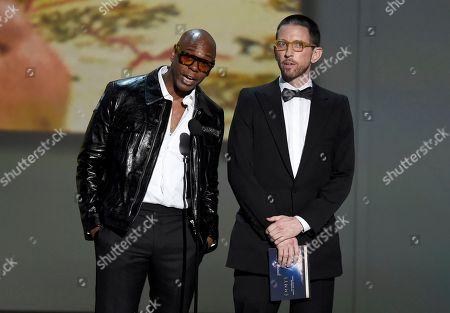 Editorial photo of 2018 Primetime Emmy Awards - Show, Los Angeles, USA - 17 Sep 2018