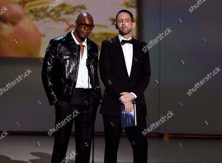 Editorial picture of 2018 Primetime Emmy Awards - Show, Los Angeles, USA - 17 Sep 2018