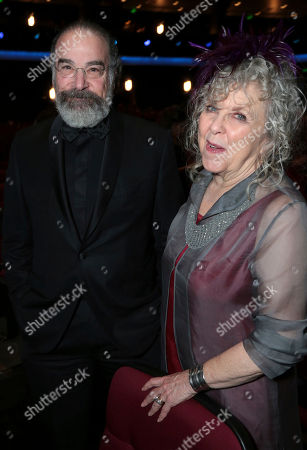 Stock Photo of Mandy Patinkin, Kathryn Grody