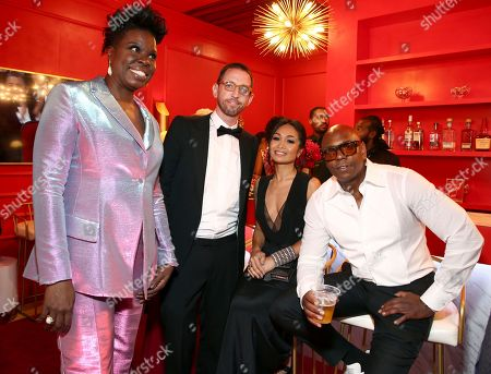 Editorial picture of 70th Primetime Emmy Awards - Lindt Chocolate Lounge, Los Angeles, USA - 17 Sep 2018