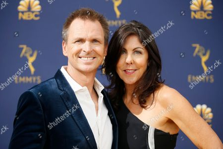 Editorial picture of 70th Primetime Emmy Awards - Arrivals, Los Angeles, USA - 17 Sep 2018
