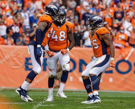 Editorial image of Seahawks Broncos Football, Denver, USA - 09 Sep 2018