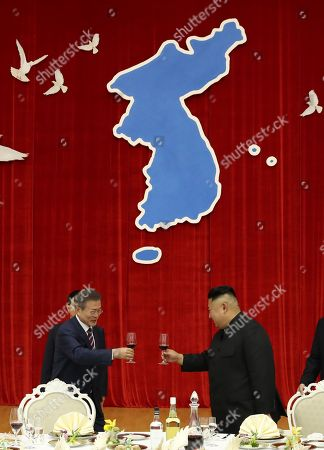 Third Inter-Korean summit, Pyongang