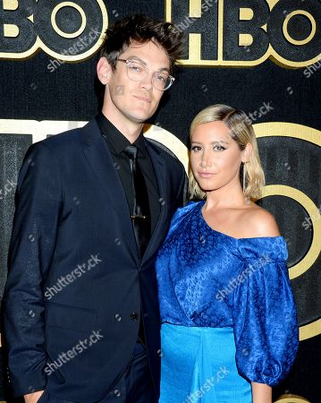Christopher French and Ashley Tisdale