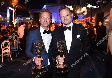 Editorial image of 70th Primetime Emmy Awards - Governors Ball, Los Angeles, USA - 17 Sep 2018
