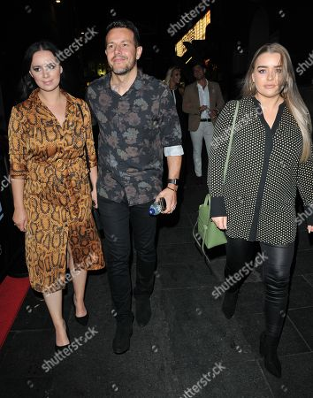 Kerry-Lucy Taylor, Lee Latchford-Evans and Amy Christophers