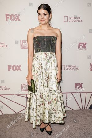 Editorial photo of 70th Primetime Emmy Awards, Fox Party Arrivals, Los Angeles, USA - 17 Sep 2018