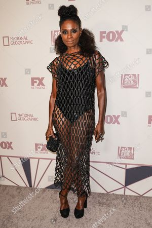70th Primetime Emmy Awards, Fox Party Arrivals, Los Angeles