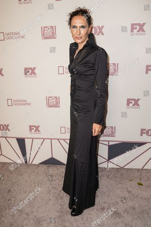 Editorial image of 70th Primetime Emmy Awards, Fox Party Arrivals, Los Angeles, USA - 17 Sep 2018
