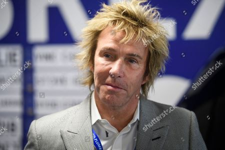 Charlie Mullins, the millionaire founder of Pimlico Plumbers, attends the final day of the Liberal Democrat Autumn Conferenc