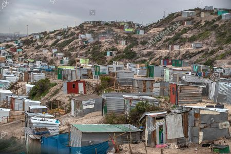 Land invasions, Cape Town
