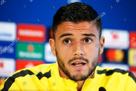 Young Boys training and press conference, Bern