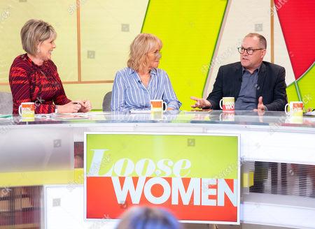 Editorial image of 'Loose Women' TV show, London, UK - 18 Sep 2018