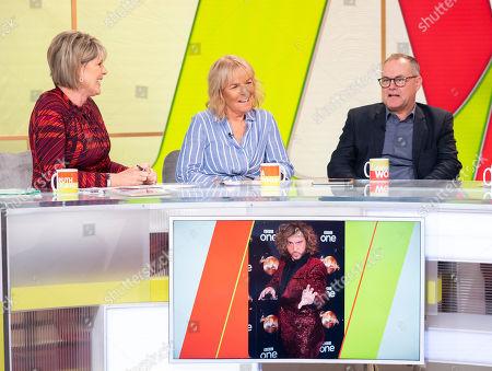 Editorial photo of 'Loose Women' TV show, London, UK - 18 Sep 2018