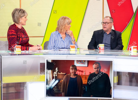 Editorial photo of 'Loose Women' TV show, London, UK - 18 Sep 2018