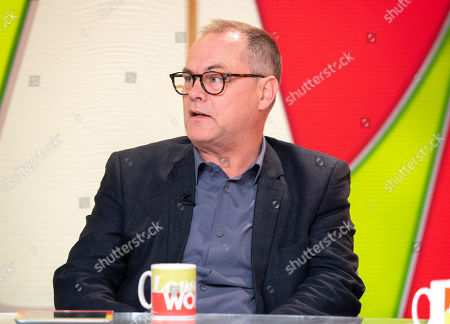 Stock Picture of Jack Dee