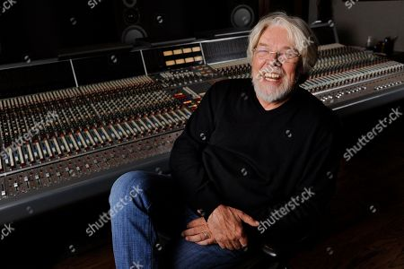 Bob Seger poses for a portrait in a Capitol Records studio in Los Angeles. New dates are being added as Bob Seger & The Silver Bullet Band prepare for their final tour. Promoters, announced tickets will go on sale Sept. 28 for shows in Dallas, Houston, Cleveland, Buffalo, New York, Louisville, Ky., Peoria, Ill., and Grand Rapids, Mich