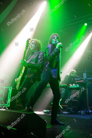 Europe The Band - John Leven and Joey Tempest