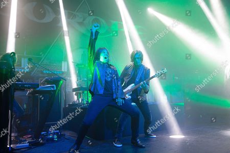 Europe The Band - Joey Tempest and John Leven
